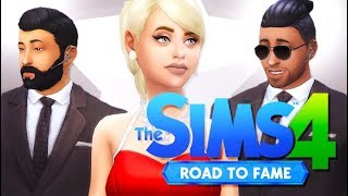 BODYGUARDS, SPONSORSHIPS + MORE | THE SIMS 4 // ROAD TO FAME — UPDATE!