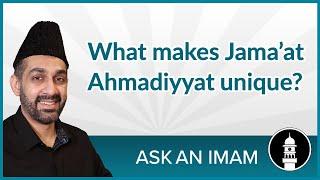 Ask an Imam (English) | What makes Jama'at Ahmadiyya Unique?