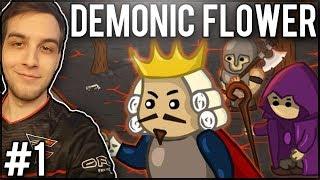 ZA MAŁO MI DEQAF! - Demonic Flower #1