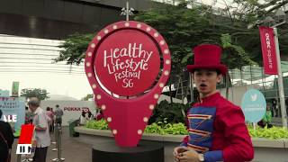 Fun, games and healthy living. check out the festival highlights from end sep to nov 2017, where singaporeans, all ages walks of life, discovered ho...