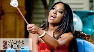 Kenya Moore Releases Statement On RHOA Reunion Fight