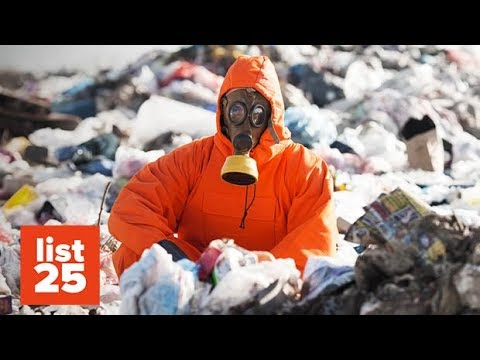 25 Most DANGEROUS Jobs in the World