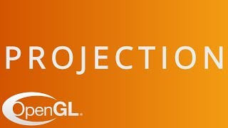 Projection Matrices in OpenGL