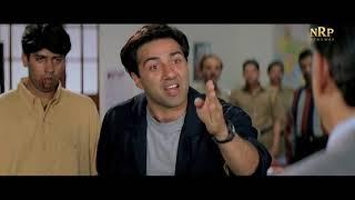 सनी देओल अपने प्यार के चकर मै पस्स गया पूरा पंजाब हिल गया वीडियो
