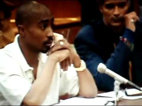 Tupac in the Court