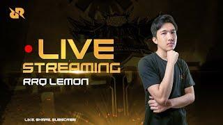 RRQ Lemon Live Stream