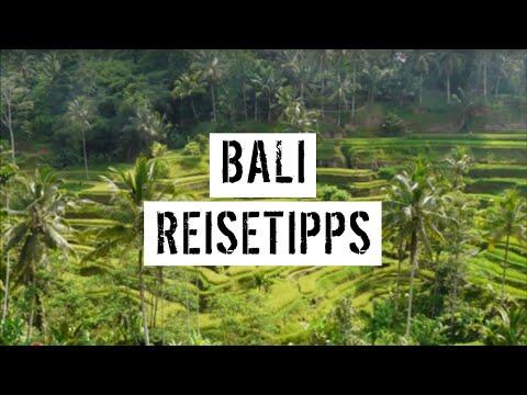 Tipps für Reisen nach Bali, Indonesien | Radio Interview