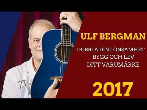 Webinar med Ulf Bergman i Kings of KAM-projektet