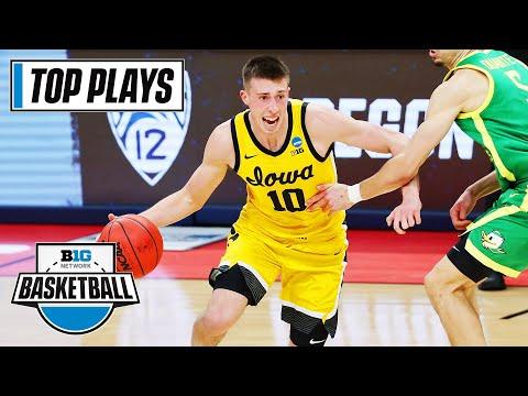 50 of the Top Plays by Iowa SG Joe Wieskamp | Big Ten in the 2021 NBA Draft