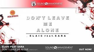 Elaic feat. Sara - Don