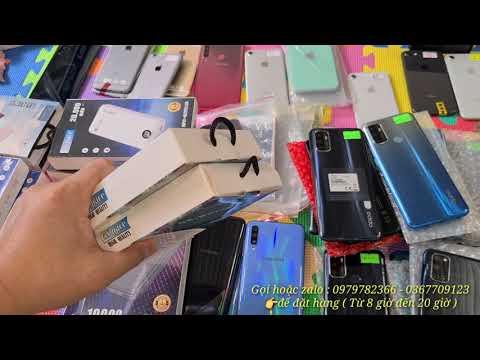 smartphone chính hãng zin - Xiaomi Poco X3 - Vivo V20 - Realme 7pro- Redmi 9pro - Sam sung S20plus