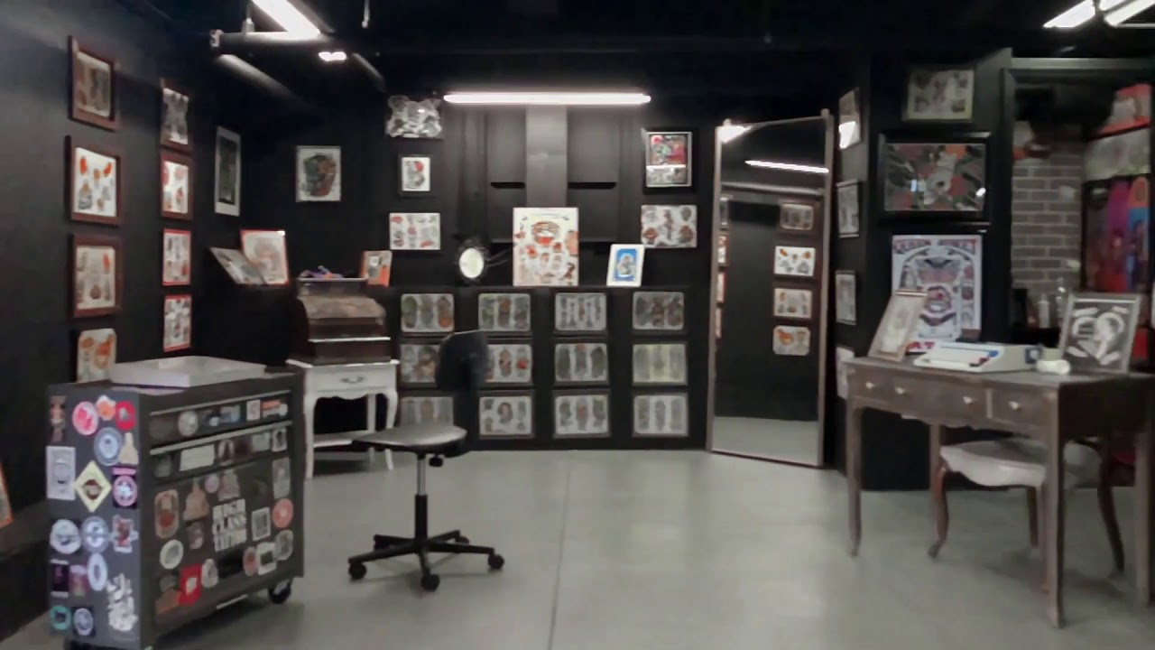 925d3a93c Park Avenue Tattoo Studio - YouTube