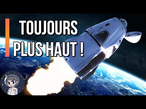 """INSPIRATION 4: """"Ça, c'est du tourisme spatial !"""" - Le Journal de l'Espace - Actualité spatiale"""