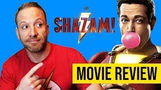 SHAZAM! – MOVIE REVIEW
