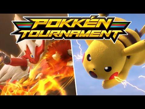 POKKÉN TOURNAMENT - LE jeu de COMBATS POKÉMON sur Wii U !