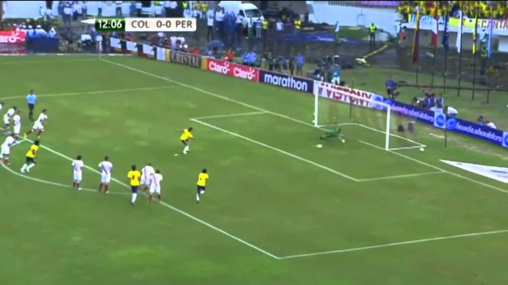 Download Colombia vs Peru - World Cup qualifier
