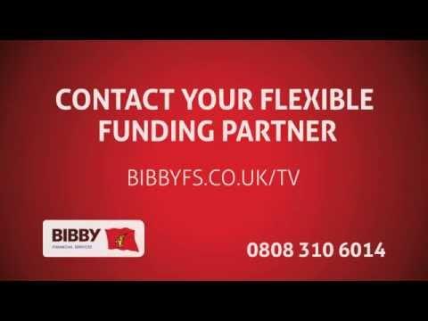 Bibby Financial Services Flexible Business Funding TV Advert, 2015