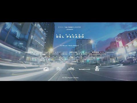 H-ico Da Funkylooper / La Ciudad Del Pecado  X Hecho Memoria