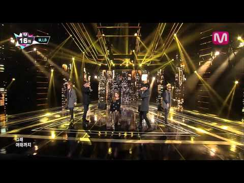 M.I.B_너부터 잘해 feat. 보미 of 에이핑크 (Let's talk about you by M.I.B@Mcountdown 2013.12.12)