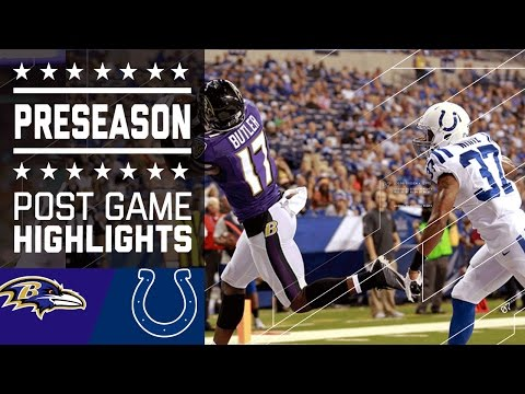 Ravens vs. Colts | Game Highlights | NFL