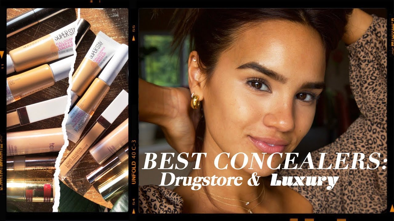 Best Concealer 2020.Best Concealers Drugstore Luxury Dacey Cash