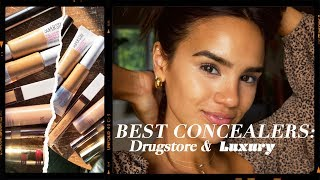 Best Concealers Drugstore & Luxury | Dacey Cash