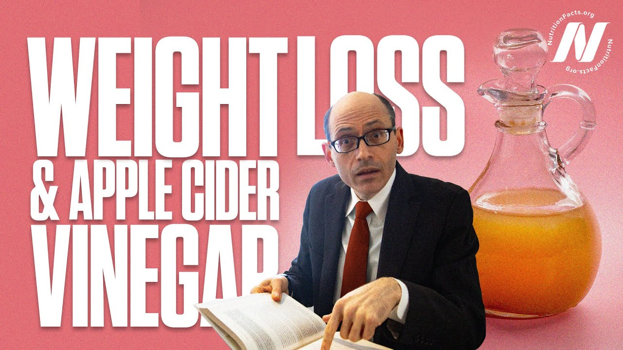 Does Apple Cider Vinegar Help With Weight Loss Youtube