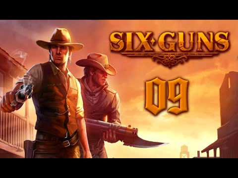 Six Guns Playthrough Part 9 Bandit Map Pieces