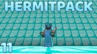 Hermitpack Modded Minecraft 11 Diamond Farm!