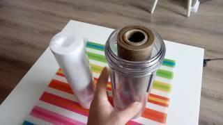 ФИЛЬТР ГРУБОЙ ОЧИСТКИ ВОДЫ. СОСТОЯНИЕ. ЗАЧЕМ НУЖНО СТАВИТЬ?(Замена фильтра грубой очистки воды. В этом ролике показываю состояние картриджа после использования, в..., 2016-09-20T07:29:16.000Z)