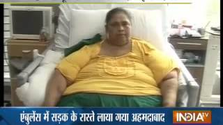 Weight loss surgery gives a new life to Bangalore woman Zubaida