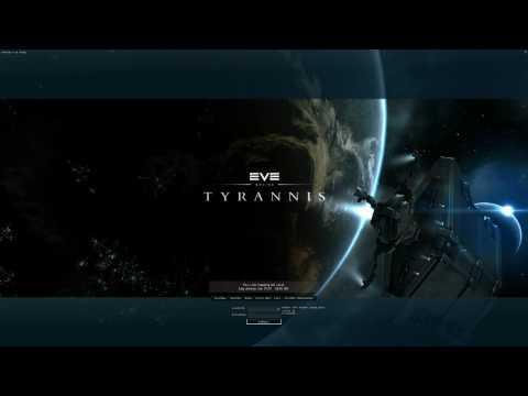 EVE Online: Tyrannis - New Login Screen [Latest Build]