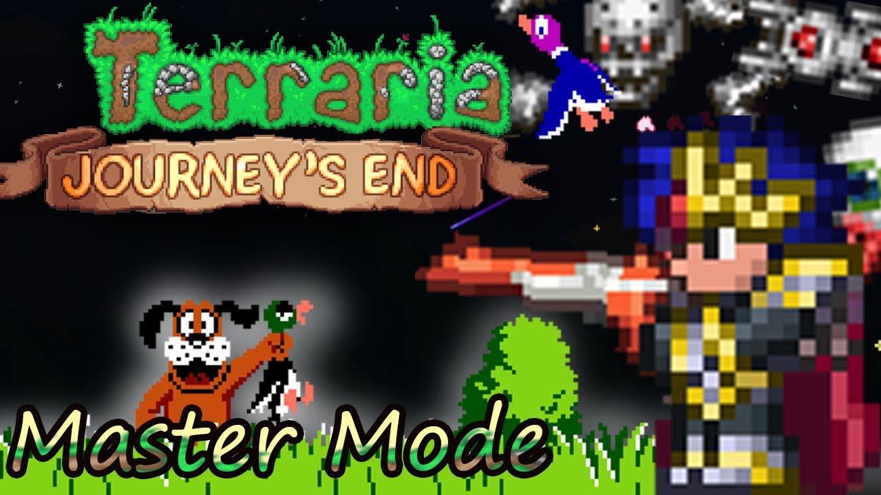 Terraria MasterMode #8 ปืนเป็ด ในตำนานของคนเล่นเกม Nintendo