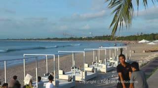 beautiful bali kuta beach kartika plaza sentro discovery mall