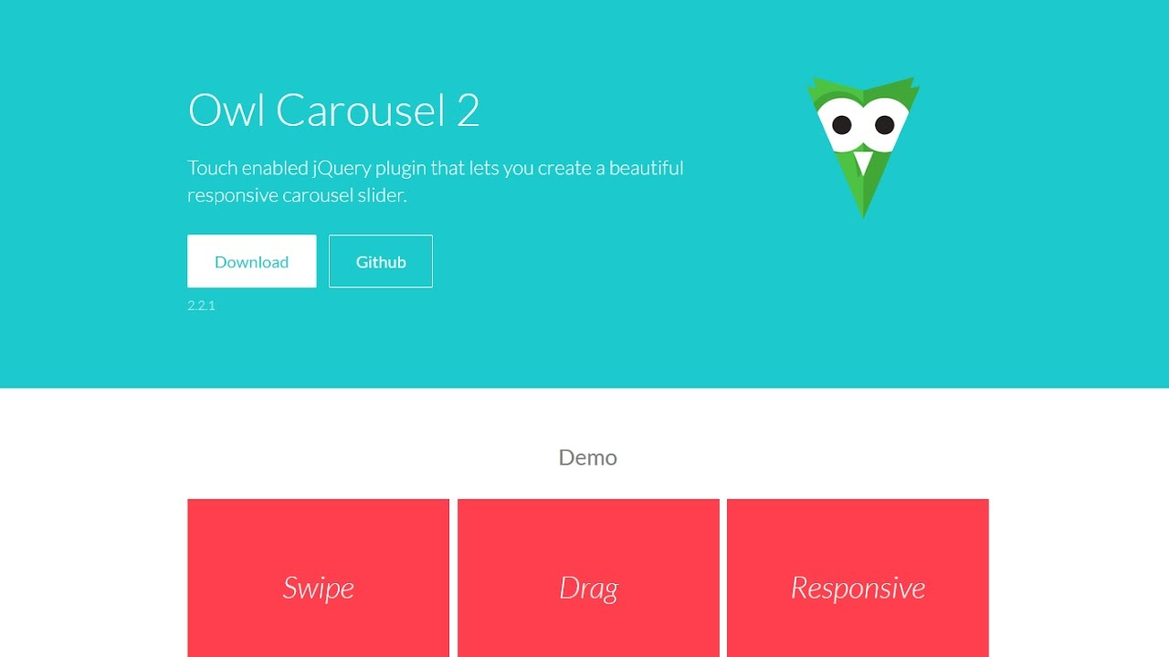 How to use Owl Carousel 2 with problem fix