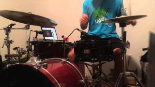 Animals as Leaders - Tempting Time (Drum Cover)