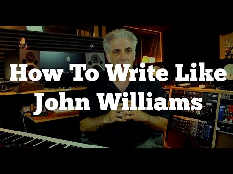 How To Write Like John Williams! Secrets of Film Scoring Part 1