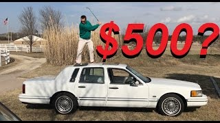 CAN YOU STILL BUY A GOOD CAR FOR $500???