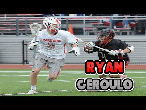 """Ryan Geroulo """"HIT STICK"""" - Class of 2017 Lacrosse Highlights - Spring 2017"""
