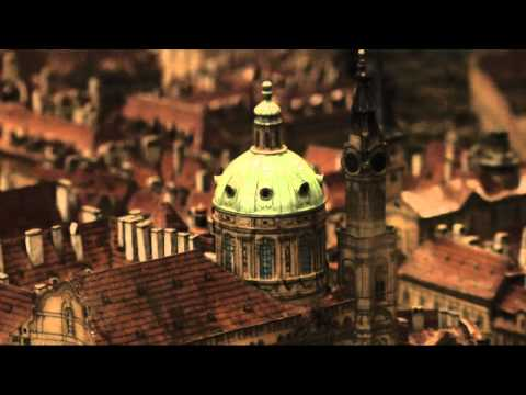 Stálá expozice - Langweilův model Prahy