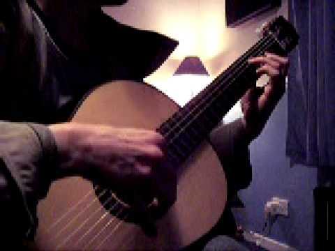 the entertainer guitar  trevor davis