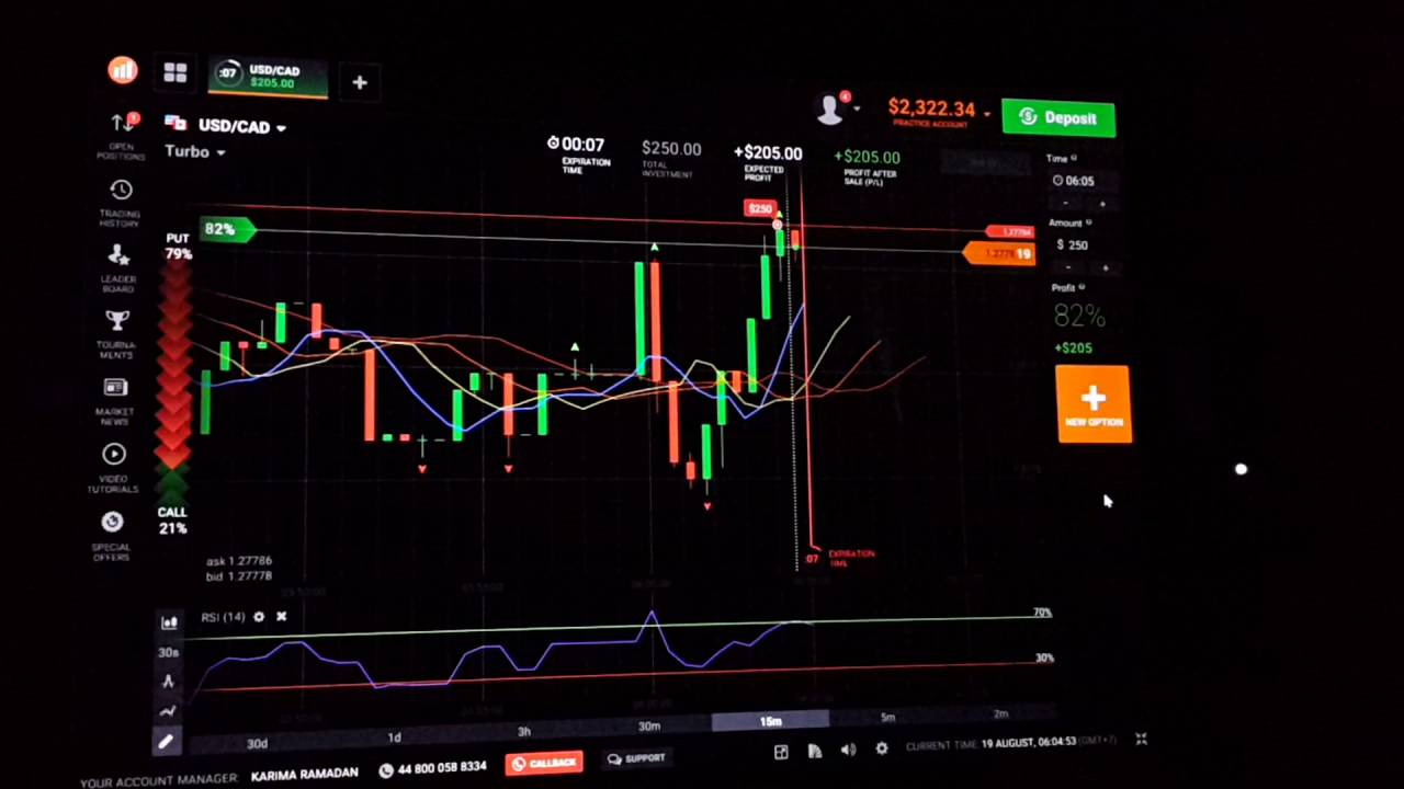 Tiger trading options for income tax treatment