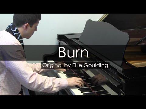 """""""Burn"""" - Ellie Goulding (Piano Cover) - Niko Kotoulas"""