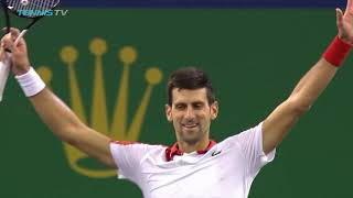 Novak Djokovic wins fourth Shanghai title | Shanghai 2018