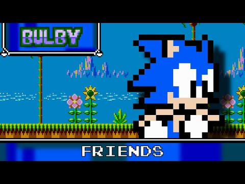 Friends (Intro) 8 Bit Remix - Sonic Mania