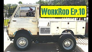 The WorkRod Ep.10 - aka Tiny Truck of Terror aka Kei Gasser