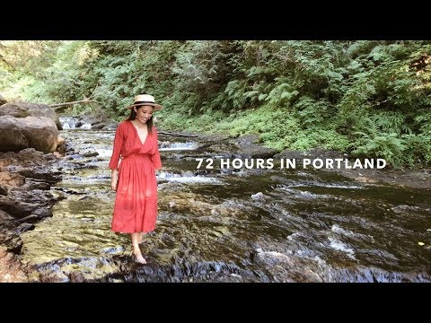 72 hours in Portland. | city guide + vlog