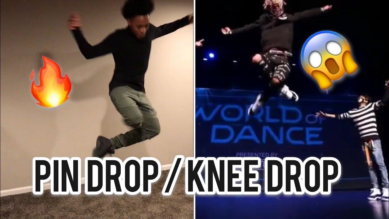 How to do Pin Drop/Knee Drop Dance
