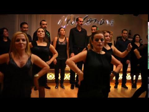 HSM Halk Dansları Gecesi Trabzon Horon Gösterisi