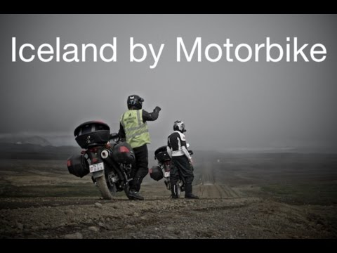 Iceland motorbike trip - Phone blog - Day 1 with the bikes